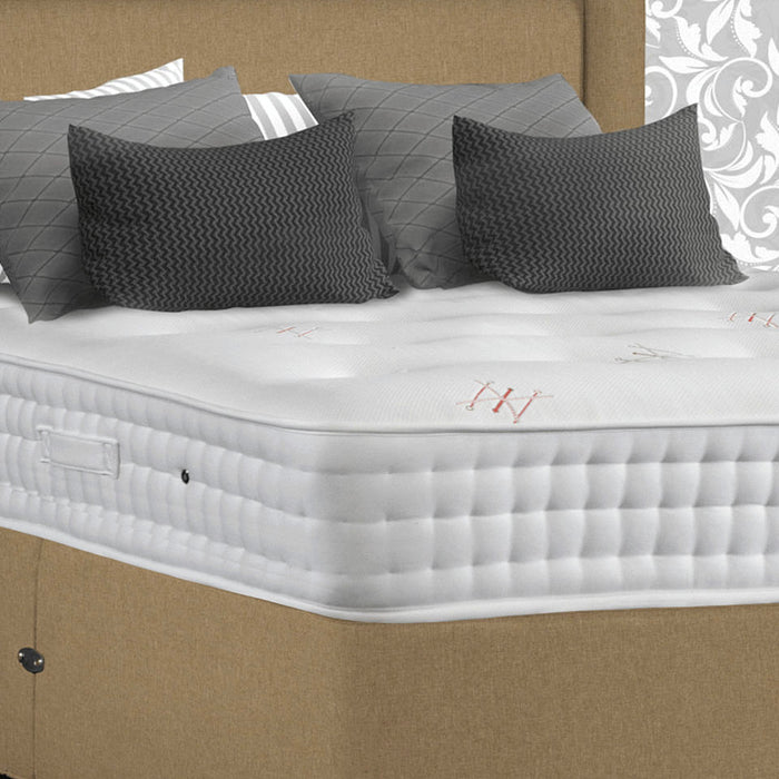 Sleepeezee Royal Backcare 1600 Zip and Link Pocket Sprung 180cm (6ft) Super Kingsize Mattress