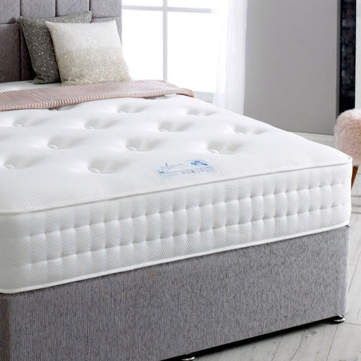 Shakespeare Beds Sapphire 180cm (6ft) Super Kingsize Pocket Sprung Mattress