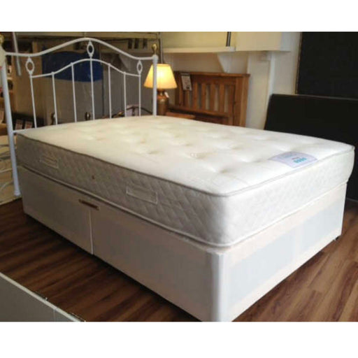 Classic Stress Free Ortho Sprung 135cm (4ft6) Double Divan Bed