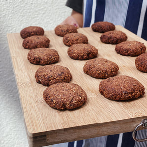 Almond Cacao Cookies