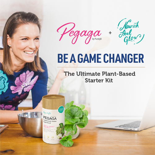 Be a Game Changer - The Ultimate Plant-Based Starter Kit