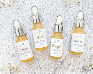 Bach Flower Remedy – Set of 4