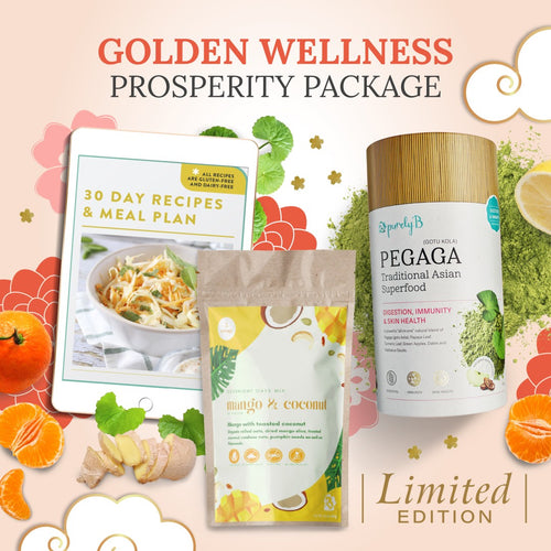 Golden Wellness Prosperity Package (Limited Edition)