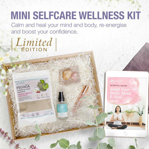 Mini Selfcare Wellness Kit (Limited Edition)