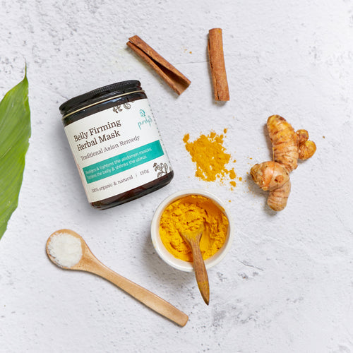 Belly Firming Herbal Mask