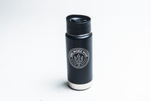 Load image into Gallery viewer, Insulated Coffee Mug - 16oz (matte black)