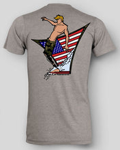 Load image into Gallery viewer, Adaptive Surfer Silver - Men's T