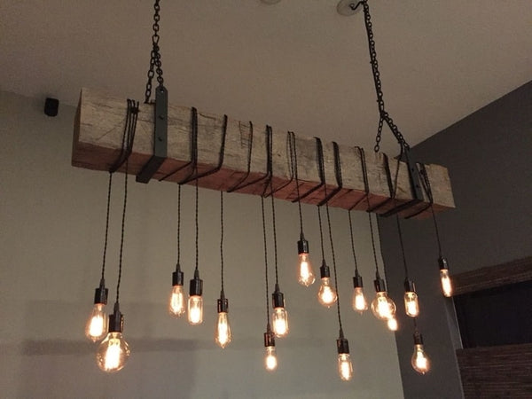 vintage pendant light