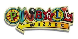 """Pinball Wizard"" Vintage Tin Sign"