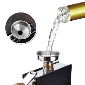 Stainless Steel Funnel for Flask