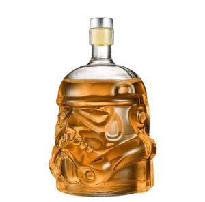 Stormtrooper-Inspired Whiskey Decanter (650 ml)