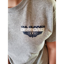 Load image into Gallery viewer, Tail Gunner Off-Road t-shirt in grey