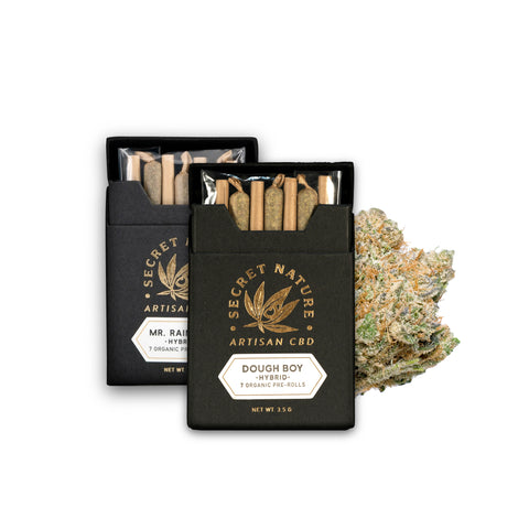 CBD Flower Bundle, Sweet Terpenes