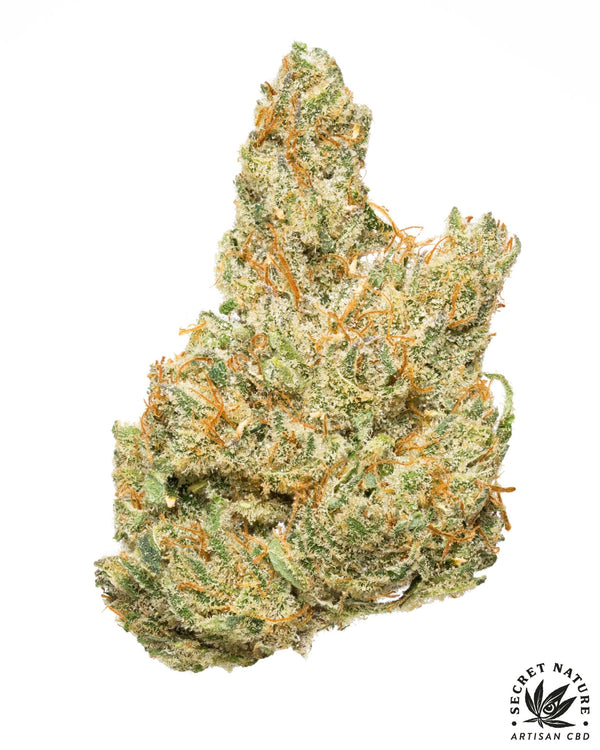 Papaya Nights - 19.7% CBD 21.5% Total Cannabinoids, Ripe Fruit, Juice, Haze, Earth, Sativa-Uplift, Indoor Grown - SECRET NATURE CO