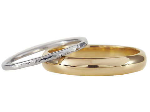 Beryllina ethical wedding rings