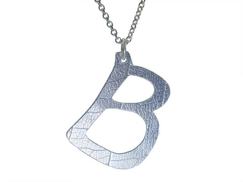 """B"" Letter Necklace"