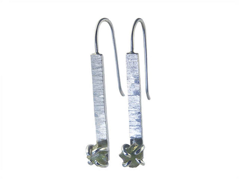 Olive Tourmaline Earrings