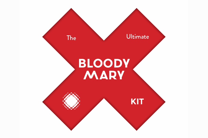 The Ultimate Bloody Mary Kit - Box Set