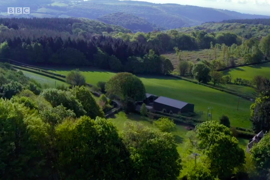 Our beautiful Welsh Distillery was on Countryfile!