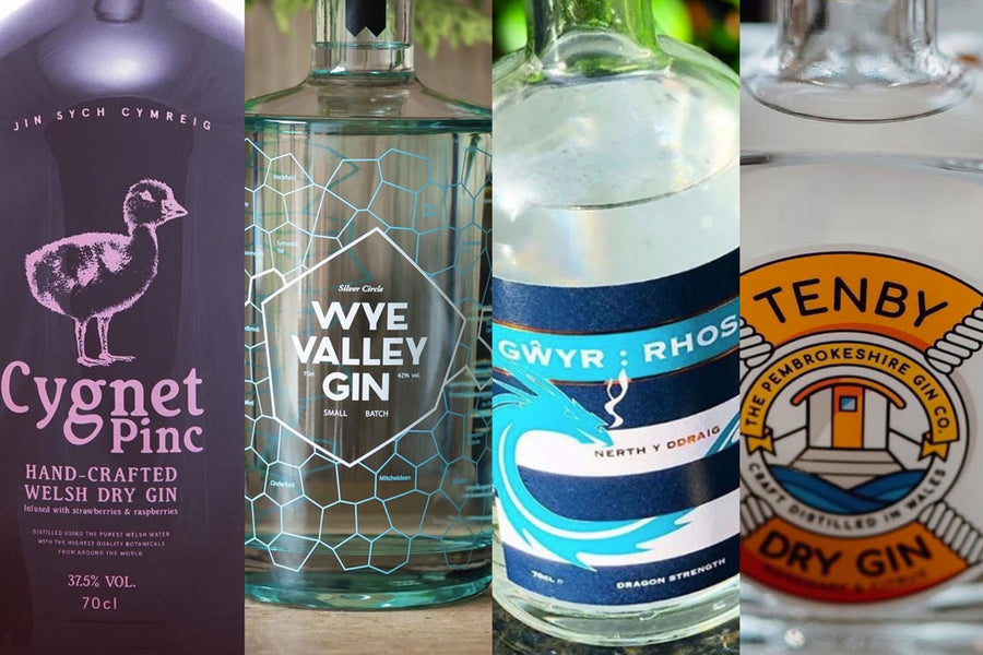 The Gin To My Tonic's Welsh Distillery virtual extravaganza