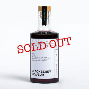 Blackberry Liqueur - 50cl