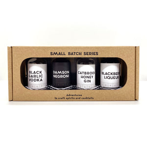 Small Batch Series - 4 x Miniature Gift Box