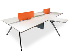 Orange Desk Screen
