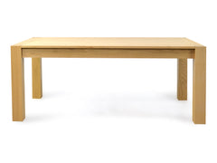 Wooden 1.8m-2.2m Extendable Dining Table