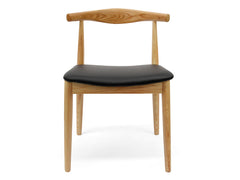 Elbow Dining Chair Replica - Natural Ash