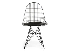 Wire Dining Chair Replica - White