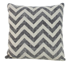 Faded Chevron Cushion