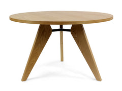 Round Dining Table - Natural Ash