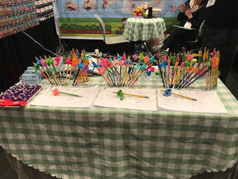 3 firesara on national stationery show nss 2019 new york