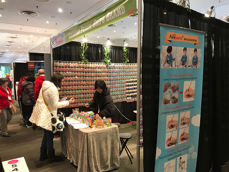 5 firesara on national stationery show nss 2019 new york