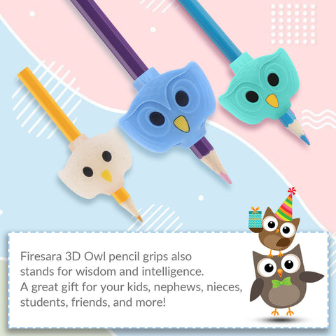 cute pencil grips firesara