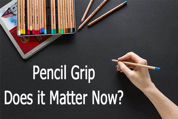 pencil grip does it matter