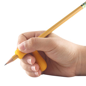 pen gripper without finger hole but with handle
