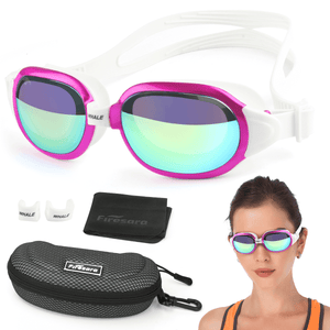 what's included in whale swimming goggles