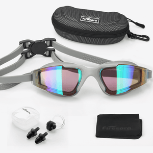 what's included in firesara adult swim goggles