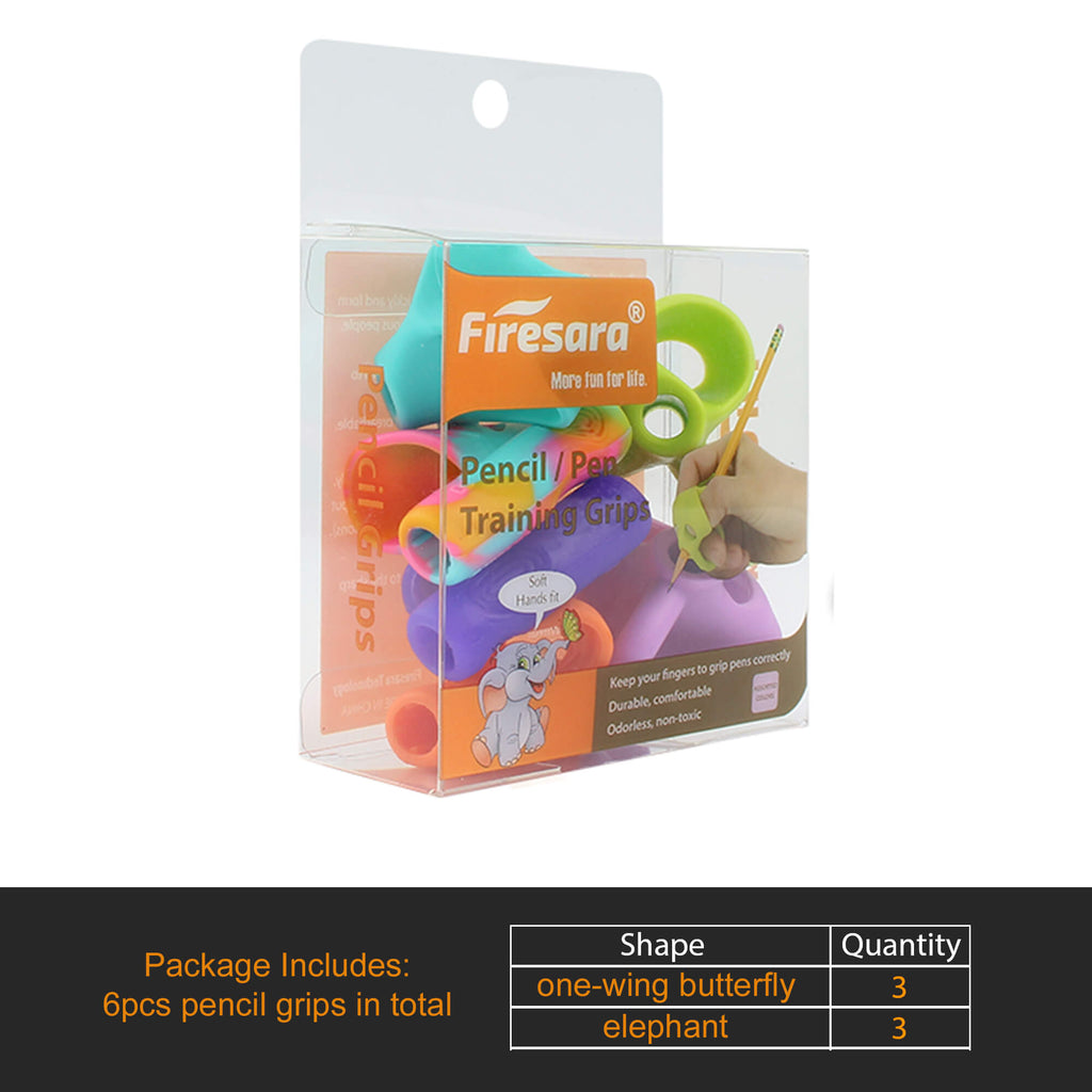 package of pencil grips for kindergarten firesara