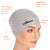 features of firesara reversible pool cap grey black