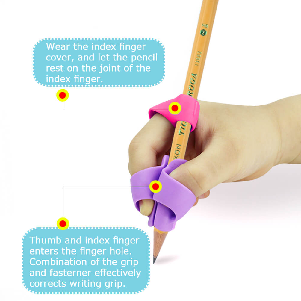 training finger grip for pencil