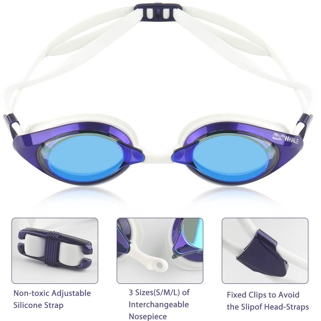 features of firesara goggles with straps
