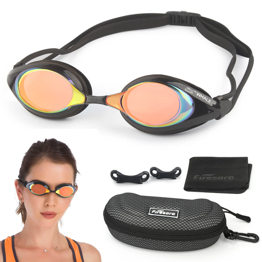 what's included in firesara whale B goggles black