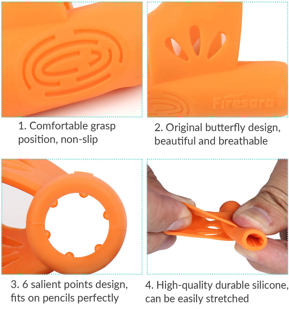 features of pencil grips for kindergarten firesara