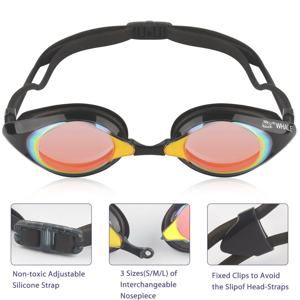 features of swimming spectacles anti fog
