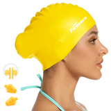 fashionable_swim_cap_firesara_yellow