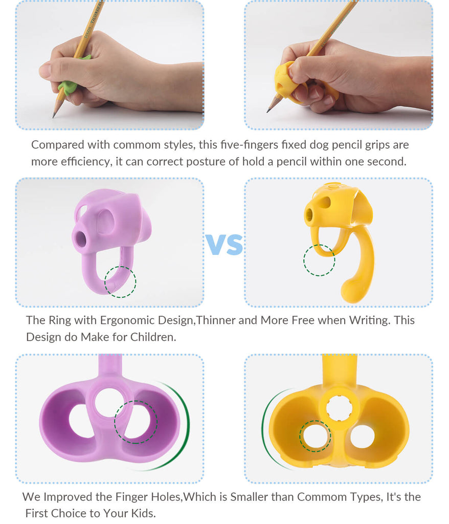 puppy_pencil_grips_compare