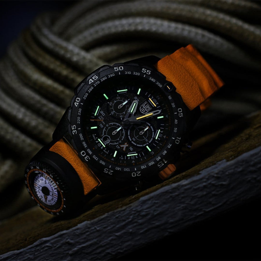 Bear Grylls Survival, 45 mm, Chronograph mit Kompass - 3749,3