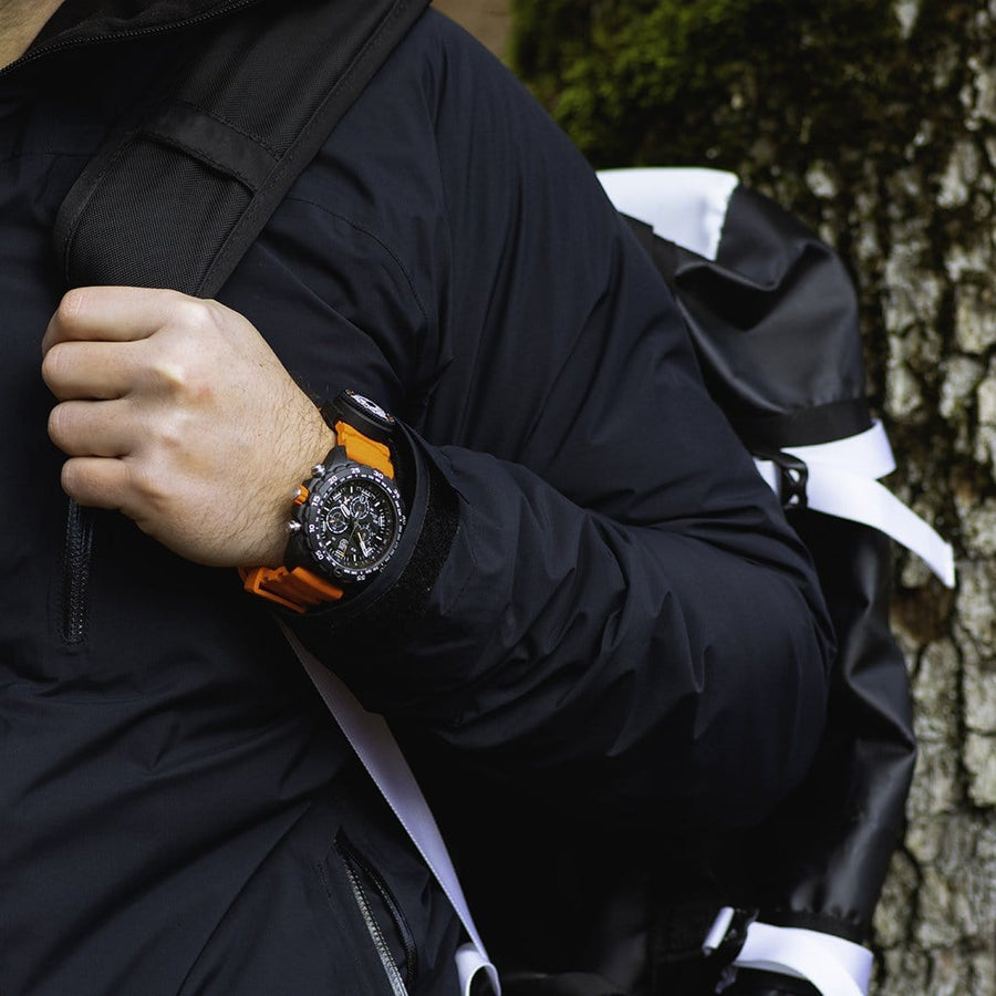 Bear Grylls Survival, 45 mm, Chronograph mit Kompass - 3749,4